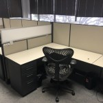 Friant System 2 Cubicles – Make an Offer