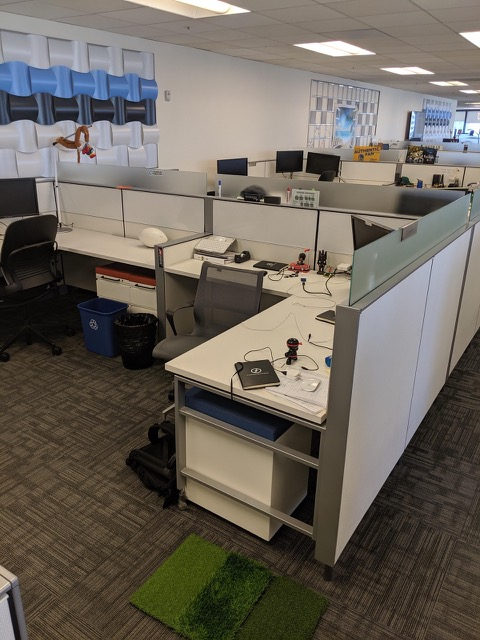 herman miller canvas cubicles with glass