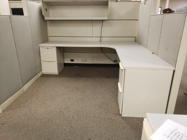haworth premise cubicles for sale 8x6 8x7