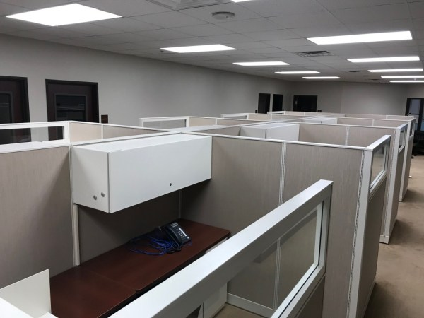 8 friant cubicles for sale 6x8 2