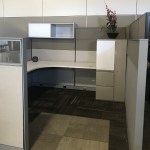 herman miller vivo cubicles with tower
