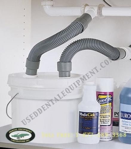 Plaster Trap Odor Control