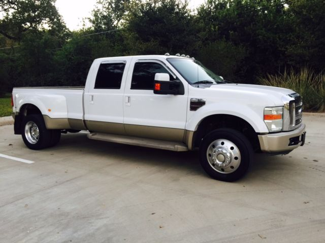 2008 Ford F350 6 4 Sel Problems