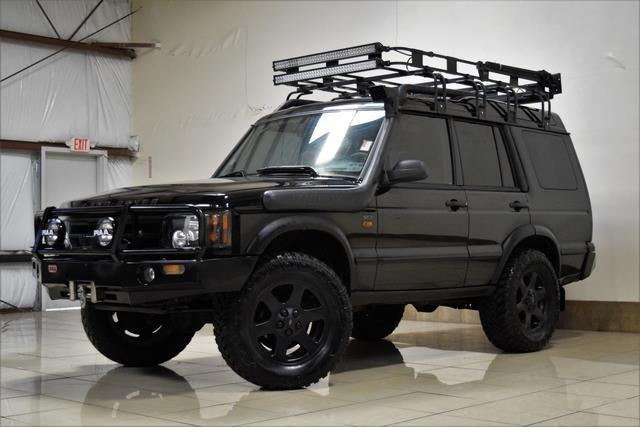 Saltw19454a857043 Land Rover Discovery 2 Se7 Lifted