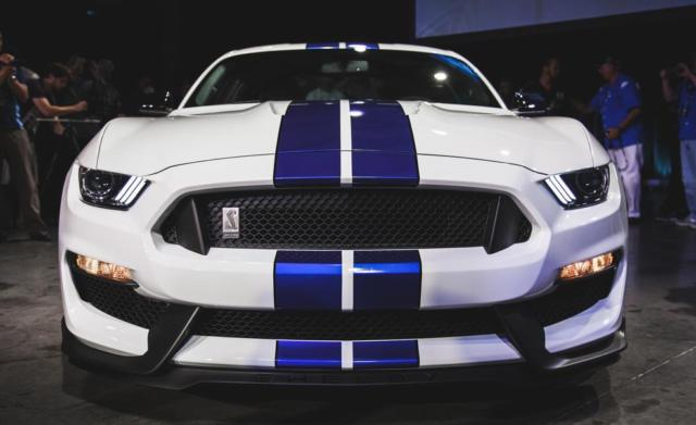 What Is The Gas Mileage For A Shelby Gt350 Autos Weblog