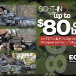 EOTech $80 Rebate
