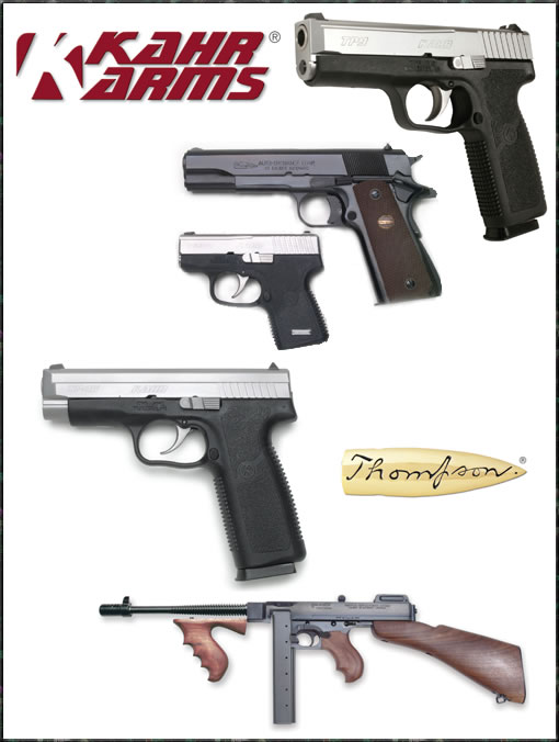 Kahr Arms | Nesbit's Pennsylvania Used Guns - We Buy Guns