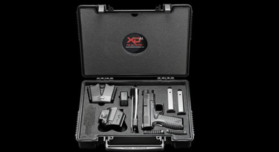XDM Free Accessories: case, mags, mag holders, holster, lock