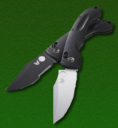 Benchmade Knife of the Year 2010 741 Onslaught