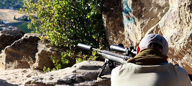 Gemtech Rifle Silencer