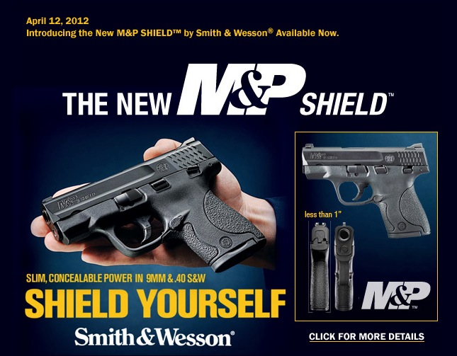 S&W M&P Shield
