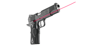 1911 LOADED PARKERIZED WITH CRIMSON TRACE® LASERGRIPS®