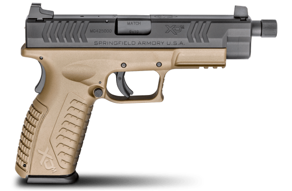 XD(M)® 4.5″ Full Size 9mm – Threaded Barrel