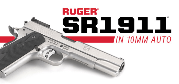 SR1911 in 10MM