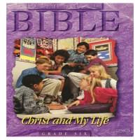 ACSI BIBLE WORKBOOK 6 - Second Harvest Curriculum