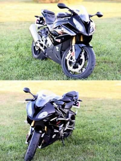 2015 Bmw S1000rr For Sale : s1000rr, S1000RR, Black, Craigslist, Motorcycles