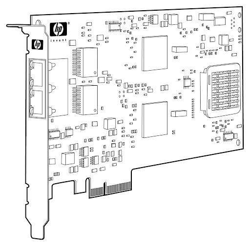 HP NC380T PCI Express Dual Port Multifunction Gigabit