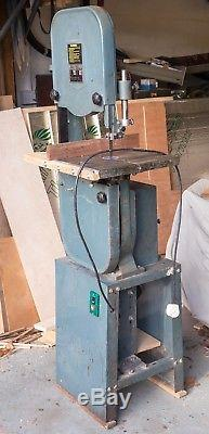 Bandsaw Speed Wood