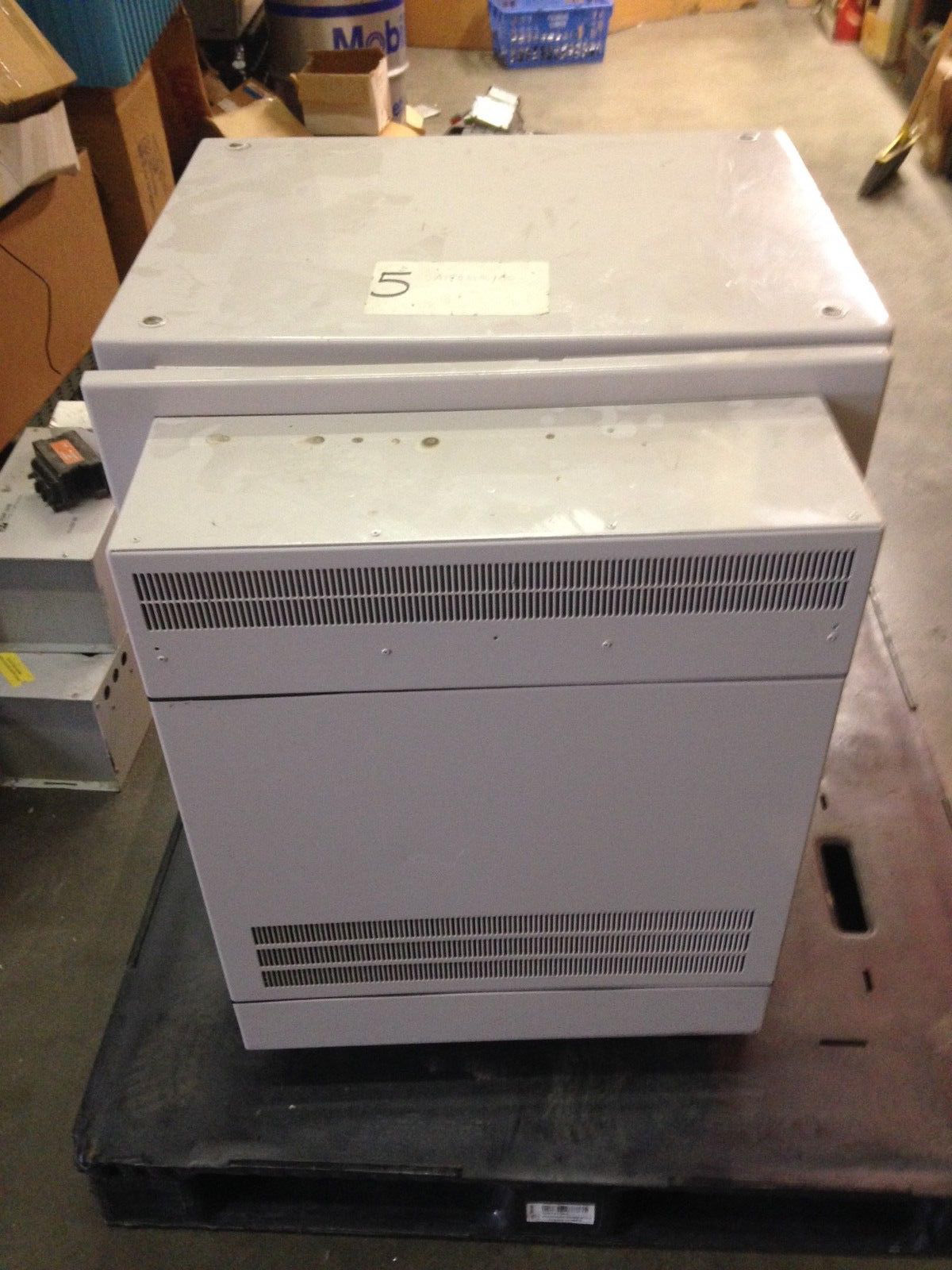 Purcell Cabinet with Cooling fan  UsedSheltercom  Used