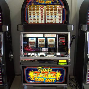 Triple Red Hot Sevens 2 Coin