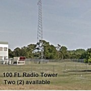 100' Rohn SSV tower for sale