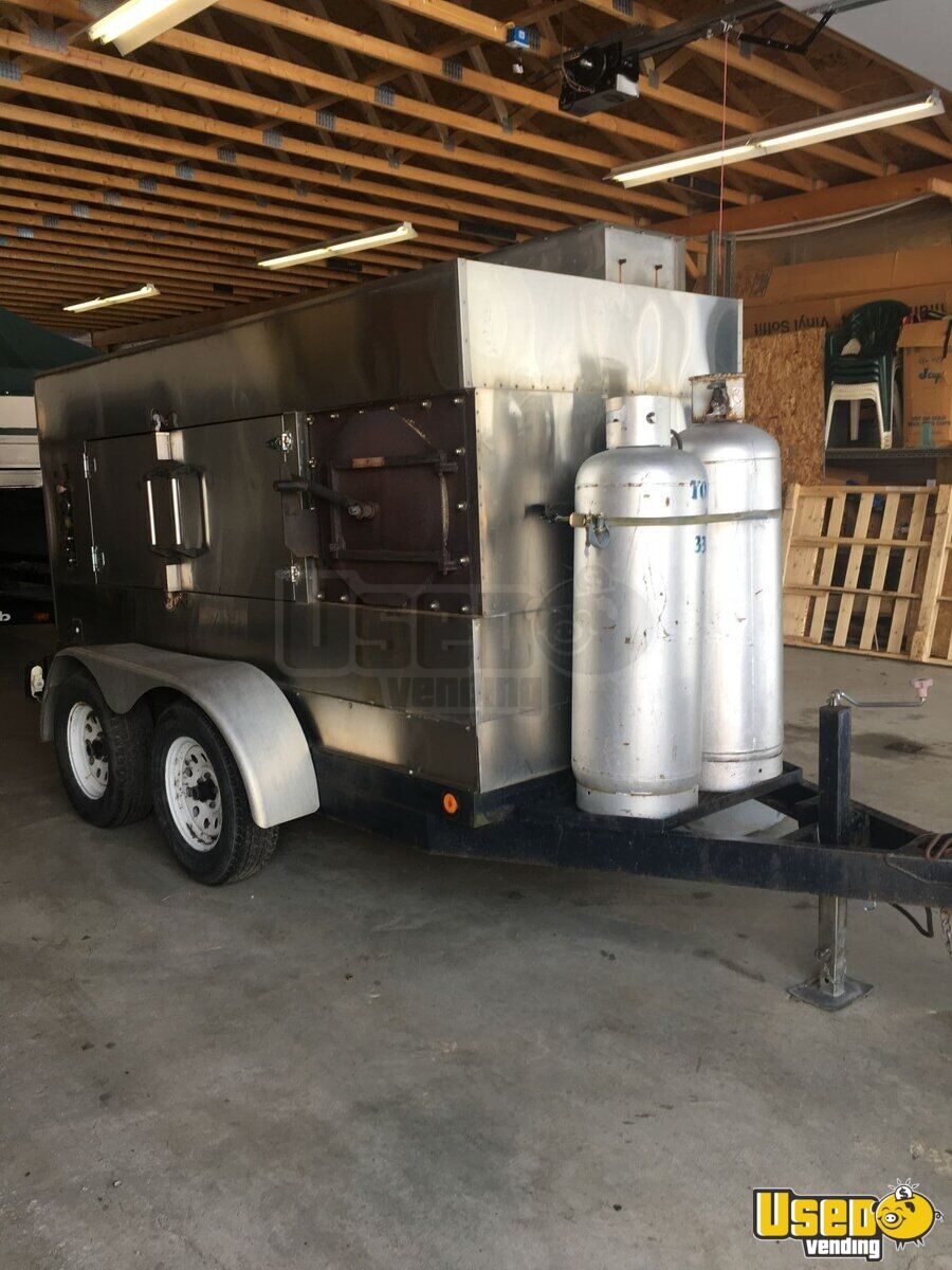 Barbecue Smoker Trailers Sale