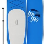 Ten Toes 10′ Weekender Inflatable Stand Up Paddle Board Bundle – Best Company Name