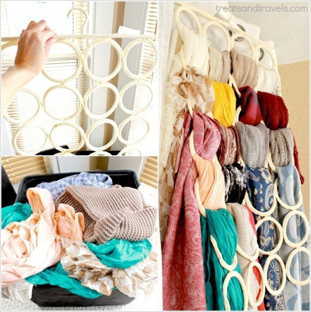 15 Smart and Ingenious Ways To Decorate Your Tiny Bedroom On A Budget usefuldiyprojects (11)