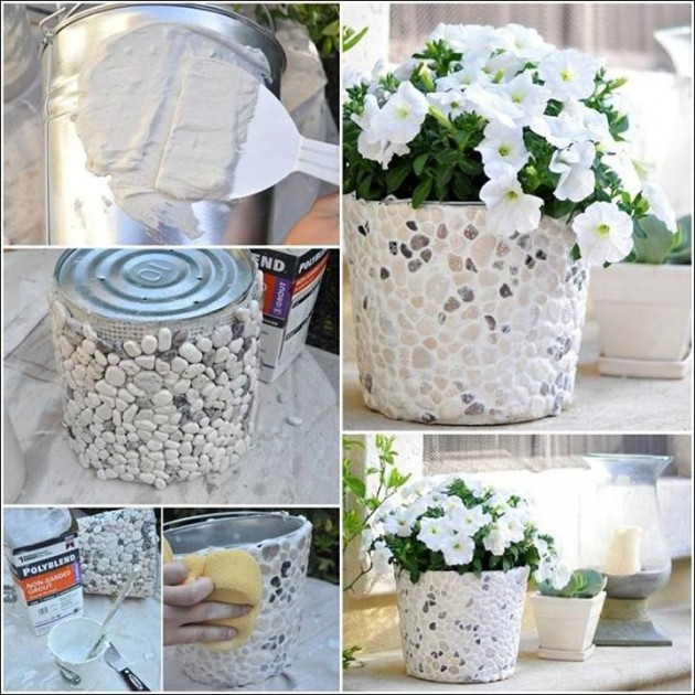 16 Simply Beautiful DIY Projects With Stone and Rocks Torn From Fairy Tales usefuldiyprojects landscaping decor (6)