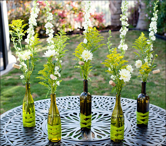 17 Fascinatingly Beautiful DIY Wine Bottle Crafts To Accessorize Your Decor usefuldiyprojects.com (14)