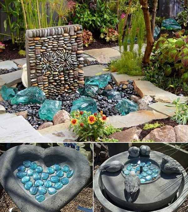 21 lovely diy decor ideas emphasized by creative pebbles art 21 lovely diy decor ideas emphasized by creative pebbles art usefuldiyprojects crafts 14 solutioingenieria Image collections