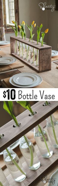 23+ Fascinating Ways To Reuse Glass Bottles Into DIY Projects Creatively usefuldiyprojects.com ideas (2)