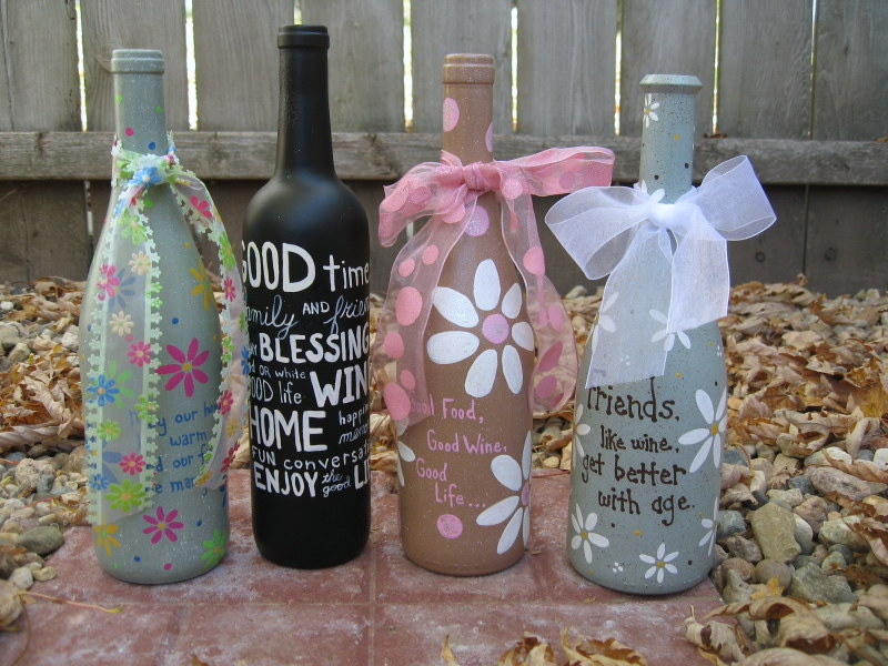 23 fascinating ways to reuse glass bottles into diy projects creatively - Creative ideas to reuse wine bottles ...