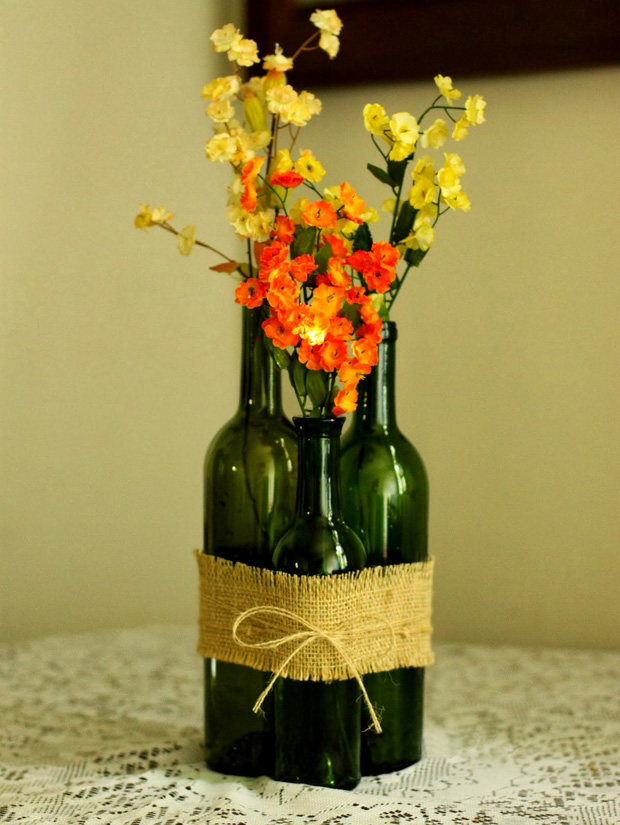 23+ Fascinating Ways To Reuse Glass Bottles Into DIY Projects Creatively usefuldiyprojects.com ideas (25)