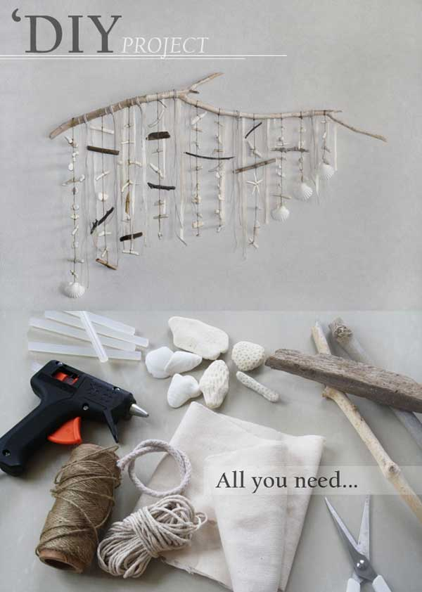 27 Mesmerizing DIY Wall Art Design Ideas To Beautify Your Home in a Glance usefuldiyprojects (2)