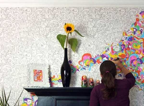 27 Mesmerizing DIY Wall Art Design Ideas To Beautify Your Home in a Glance usefuldiyprojects (3)