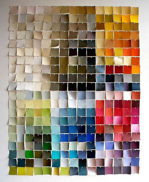 27 Mesmerizing DIY Wall Art Design Ideas To Beautify Your Home in a Glance usefuldiyprojects (30)