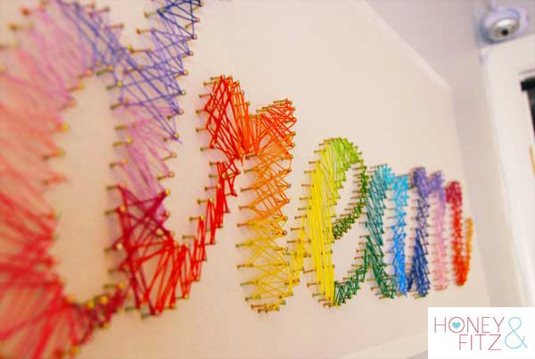 27 Mesmerizing DIY Wall Art Design Ideas To Beautify Your Home in a Glance usefuldiyprojects (9)