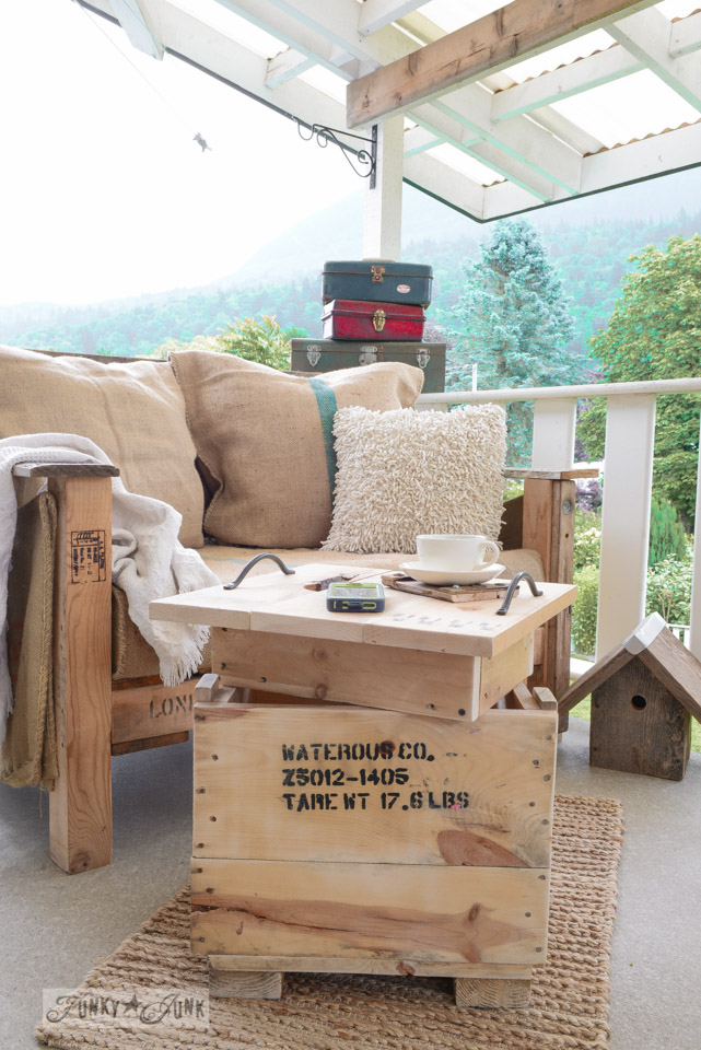29 Ways To Be Sustainable By Decorating With Wooden Crates