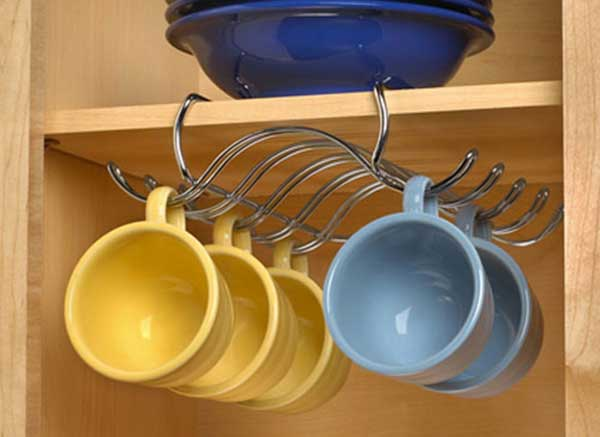 30 Extraordinary Creative and Graphic DIY Mug Storage To Beautify Your Kitchen  usefuldiyprojects.com decor (20)