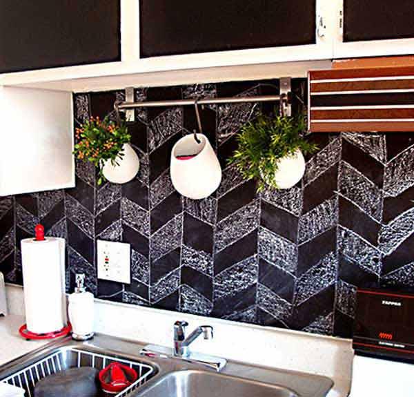 30 Insanely Beautiful and Unique Kitchen Backsplash Ideas to Pursue usefuldiyprojects.com decor ideas (23)