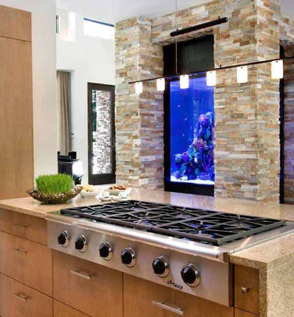 30 Insanely Beautiful And Unique Kitchen Backsplash Ideas To Pursue  Usefuldiyprojects.com Decor Ideas (