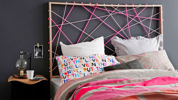30 Smart and Creative DIY Headboard Projects To Start Right Away usefuldiyprojects.com decor (10)