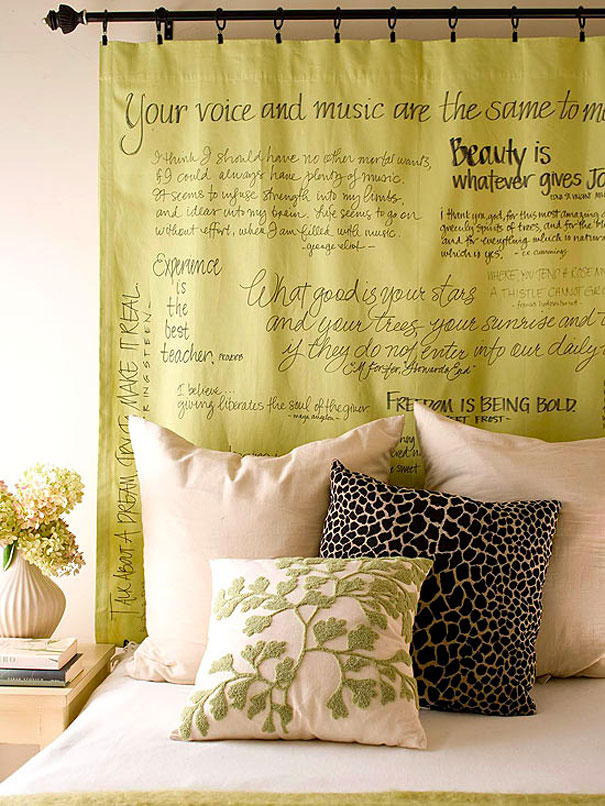 30 Smart and Creative DIY Headboard Projects To Start Right Away usefuldiyprojects.com decor (11)