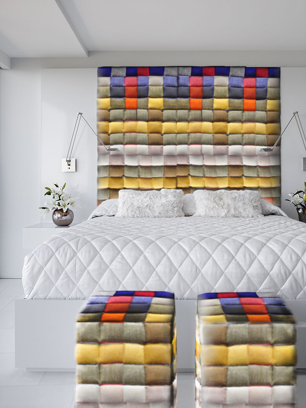 30 Smart and Creative DIY Headboard Projects To Start Right Away usefuldiyprojects.com decor (4)