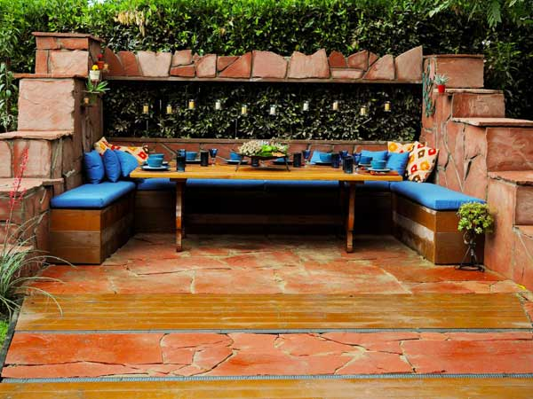31 Ingeniously Cool Ideas to Upgrade Your Patio This Season usefuldiyprojects.com decor ideas (29)