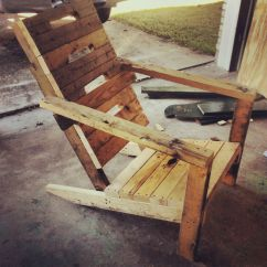 Pallet Wood Chair Hanging With Stand Pier One 30 Insanely Smart And Creative Wooden Pallets Recycling