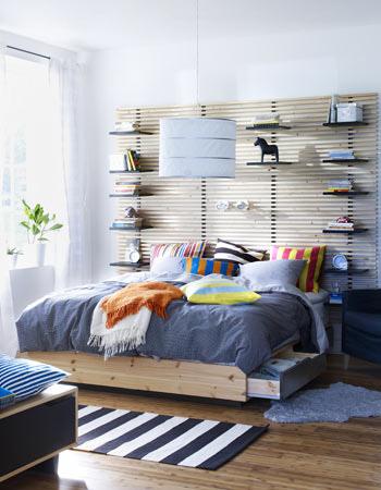 34 Brilliant DIY Headboard Ideas For Your Bedroom Decor Usefuldiyprojects  (15)