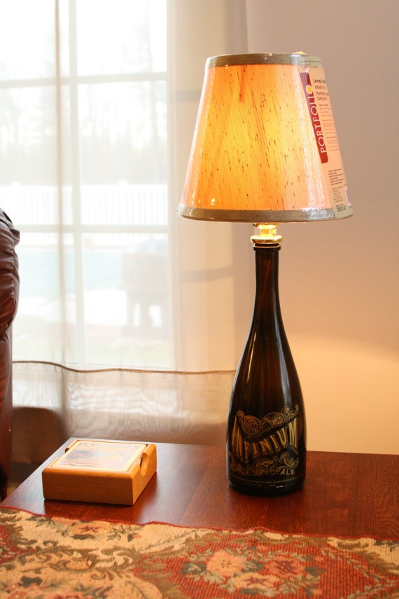 Bottle Lamps Ideas (23)