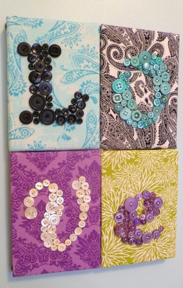 Creative DIY Wall Art Pack For Beginners-usefuldiyprojects.com (17)